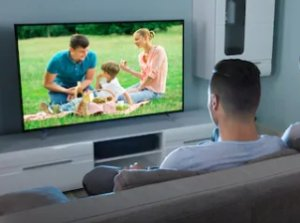 Huluをテレビで視聴